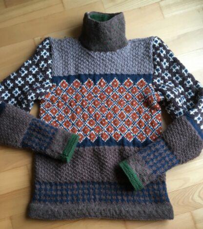Tinka sweater voksen